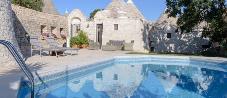 Trullo Quercia Relax and Leisure_3