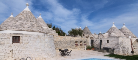 Trullo Quercia Relax and Leisure_20