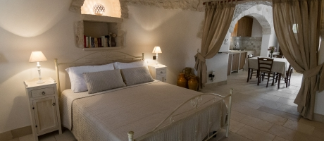 Trullo Quercia Relax and Leisure_9