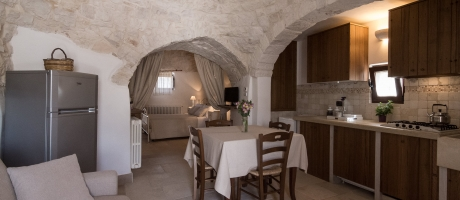 Trullo Quercia Relax and Leisure_11