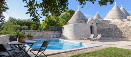 Trullo Quercia Relax and Leisure_2