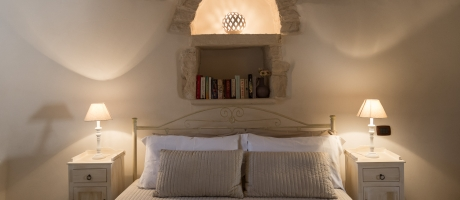 Trullo Quercia Relax and Leisure_8