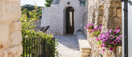 Trullo Quercia Relax and Leisure_4