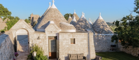 Trullo Quercia Relax and Leisure_5