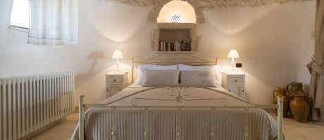 Trullo Quercia Relax and Leisure_7